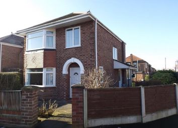 Thumbnail 3 bedroom detached house for sale in Darley Road, Hazel Grove, Stockport, Greater Manchester