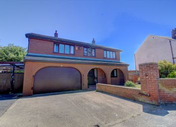 Thumbnail 5 bed detached house for sale in High Street, Crigglestone, Wakefield