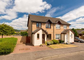 Thumbnail 3 bed semi-detached house for sale in 16 Glen Crescent, Peebles