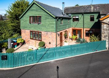 Thumbnail 2 bed semi-detached house for sale in The Granary, Crossgates, Llandrindod Wells