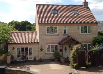 Thumbnail 4 bed detached house for sale in School Lane, Canwick, Lincoln