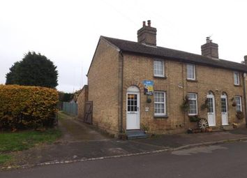 Thumbnail 2 bed end terrace house for sale in Cambridge Road, Dunton, Biggleswade, Bedfordshire