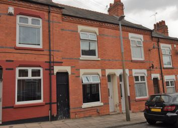 Thumbnail 2 bedroom terraced house for sale in Dronfield Street, Highfields, Leicester