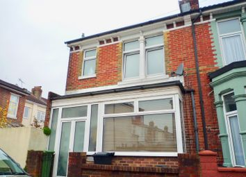Thumbnail 3 bedroom property to rent in Bedhampton Road, Copnor, Portsmouth