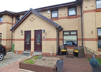 Thumbnail 2 bed terraced house for sale in Kerr Drive, Glasgow