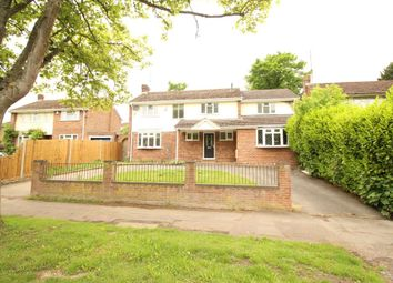Thumbnail 4 bed detached house for sale in Overdown Road, Tilehurst, Reading