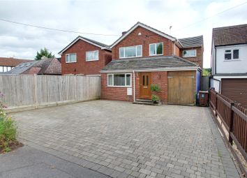 Thumbnail 4 bed detached house for sale in Colemans Moor Road, Woodley, Reading, Berkshire