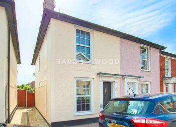 Thumbnail 2 bed semi-detached house to rent in Sydney Street, Brightlingsea, Colchester