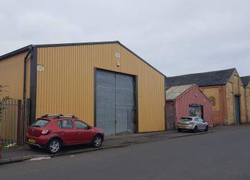 Thumbnail Light industrial for sale in Portland Place, Stevenston