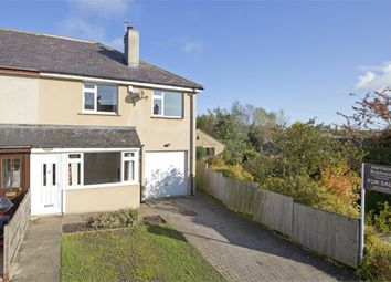 Thumbnail 3 bed semi-detached house for sale in Heathness Road, Addingham, West Yorkshire