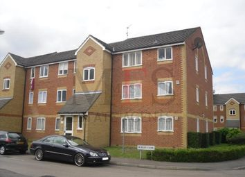 Thumbnail 1 bed flat to rent in Burket Close, Norwood Green