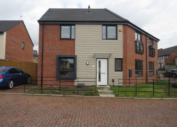 Thumbnail 3 bed semi-detached house for sale in Flewitt Gardens, Nottingham