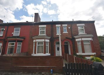 3 bed terraced house for sale in Richmond Grove, Longsight, Manchester M13