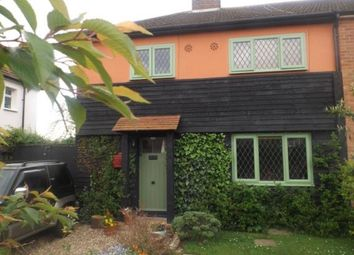 Thumbnail 3 bed semi-detached house for sale in Rettendon Common, Chelmsford, Essex