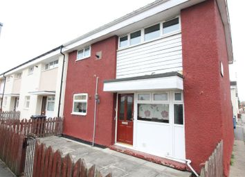 Thumbnail 4 bed terraced house for sale in Hardane, Hull