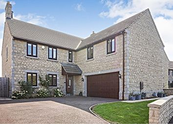 Thumbnail 5 bed detached house for sale in Archbishop Close, Glastonbury