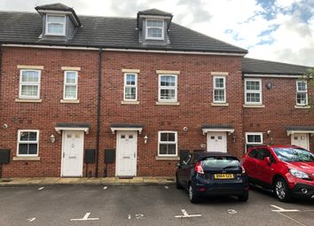 Thumbnail 4 bed terraced house to rent in Lyon Court, Coleshill