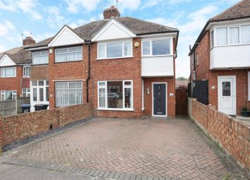 Thumbnail 3 bedroom semi-detached house for sale in Nash Court Gardens, Margate