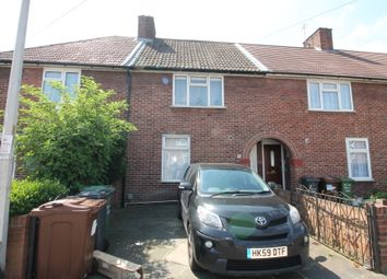 Thumbnail 2 bed terraced house for sale in Marlborough Road, Dagenham, Essex