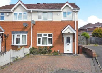 Thumbnail 3 bedroom semi-detached house for sale in Higham Way, Wolverhampton, West Midlands