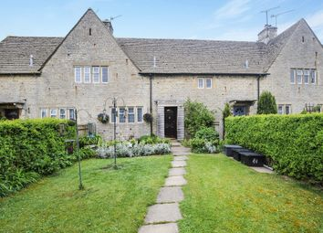 Thumbnail 3 bed terraced house for sale in Bulls Close, Filkins, Lechlade