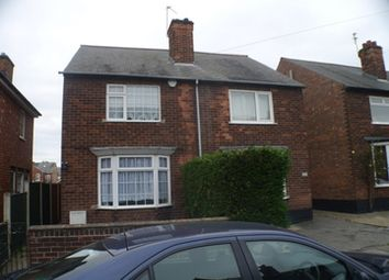 Thumbnail 2 bed semi-detached house to rent in Hawthorne Avenue, Long Eaton