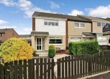Thumbnail 2 bedroom end terrace house for sale in Watling Street, Motherwell