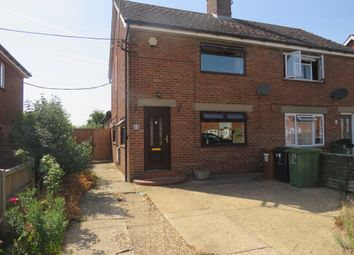 Thumbnail 2 bed semi-detached house for sale in King Street, Swaffham