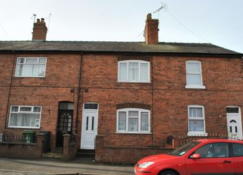 Thumbnail 2 bedroom terraced house to rent in Egerton Road, Whitchurch, Shropshire