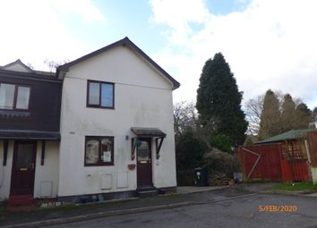 Thumbnail 3 bedroom end terrace house to rent in Hadfield Court, Chudleigh Knighton