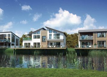 Thumbnail 4 bedroom semi-detached house for sale in Cotswold Water Park, Cerney Wick, Cirencester