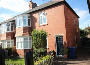 Thumbnail 3 bedroom flat to rent in Bavington Drive, Newcastle Upon Tyne