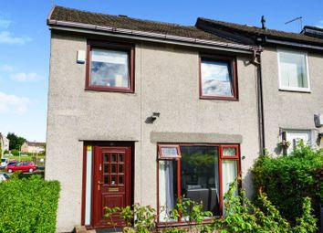 Thumbnail 3 bedroom terraced house for sale in Dee Drive, Paisley