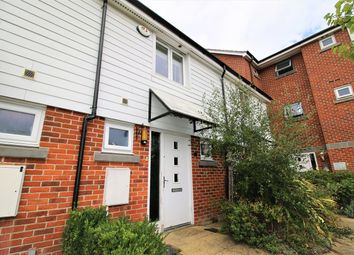 Thumbnail 2 bed terraced house to rent in 24 Englefield Way, Basingstoke