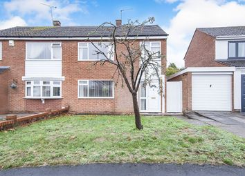 Thumbnail 3 bed semi-detached house for sale in Willow Drive, Countesthorpe, Leicester