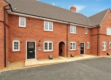 Thumbnail 2 bedroom terraced house for sale in Brick Crescent, Stewartby, Bedford