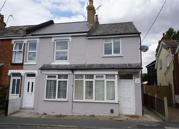 Thumbnail 1 bed flat to rent in Station Road, Brightlingsea, Essex.