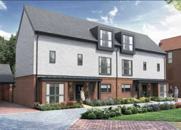 Thumbnail 4 bed semi-detached house for sale in Chilmington Lakes, Chilmington, Ashford, Kent