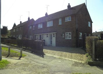 Thumbnail 3 bed semi-detached house to rent in Marlow Road, Towcester