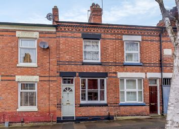 Thumbnail 2 bed terraced house for sale in Avenue Road Extension, Leicester, Leicester