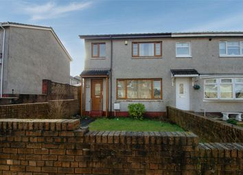3 bed end terrace house for sale in Bruce Street, Plains, Airdrie, North Lanarkshire ML6
