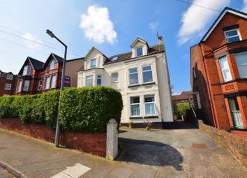 Thumbnail 2 bed flat to rent in Salisbury Road, Wallasey