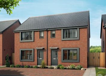 "Thumbnail 3 bed property for sale in ""The Leathley At The Parks Phase 5 "" at Glaisher Street, Everton, Liverpool"