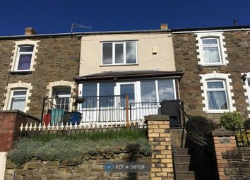 Thumbnail 2 bed terraced house to rent in Jubilee Road, Abertillery