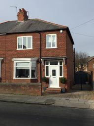 Thumbnail 3 bed semi-detached house for sale in 33 Alwyn Road, Darlington, Darlington