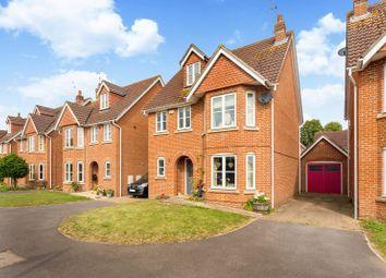 4 bed detached house for sale in Shipley Close, Alton GU34