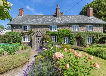 Thumbnail 3 bed cottage for sale in Stoodleigh, Tiverton