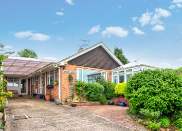 Thumbnail 3 bed bungalow for sale in Newbury Road, Lambourn, Hungerford
