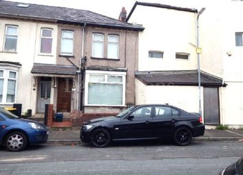 Thumbnail 2 bed terraced house for sale in Prospect Street, Off Malpas Road, Newport.