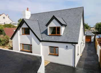 Thumbnail 4 bedroom detached house for sale in Golvers Hill Road, Kingsteignton, Newton Abbot